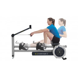 Dynamic Indoor Rower with PM5