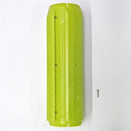 Manschette grün, inkl. Schrauben, Riemen