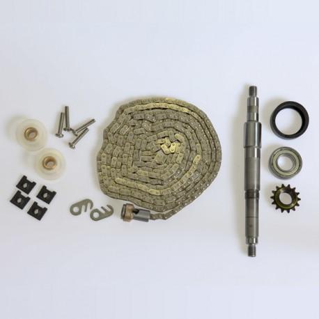 Chain Axle Sprocket Replacement Kit Model C